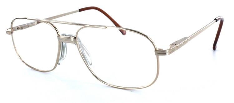 9c260767b6 Ray - Silver Eyeglass Frame